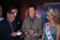 Lance Burton and Shriners, 2008